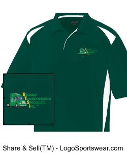 Augusta Adult Premier Polo Design Zoom